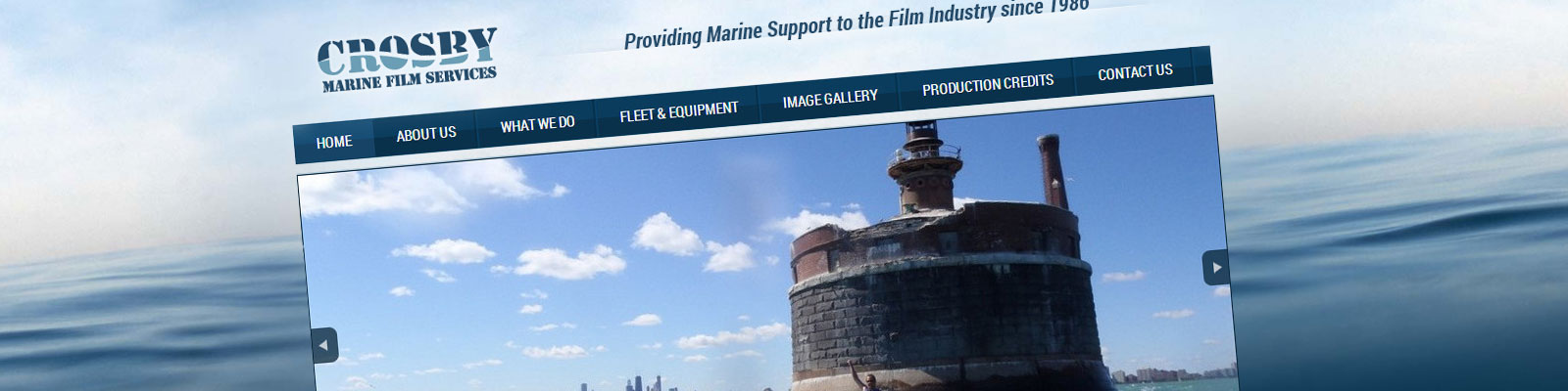Crosby Marine Film Services