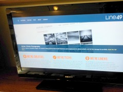 Line49 Website